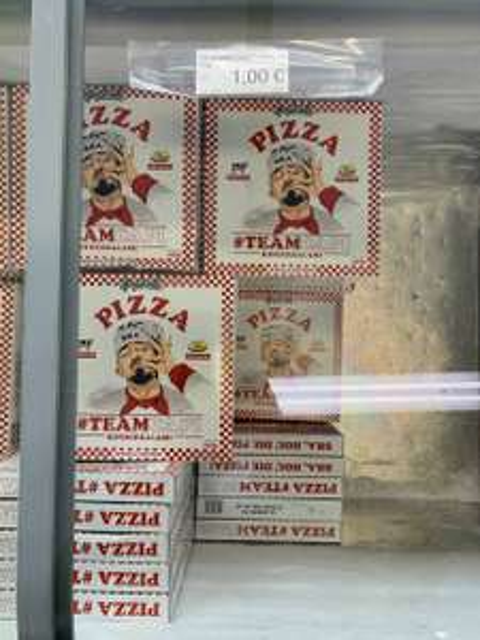 [Lokal Krefeld] Gangstarella Pizza Rindersalami // Kaas Frischedienst