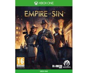 [Proshop] Empire of Sin - Microsoft Xbox One - Strategie - PEGI 12 / 63 Metascore
