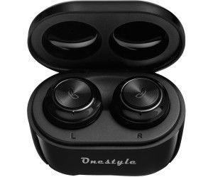 CORN TECHNOLOGY Onestyle TWS-BT-V4, In-ear Kopfhörer Bluetooth Schwarz [Saturn Abholung]