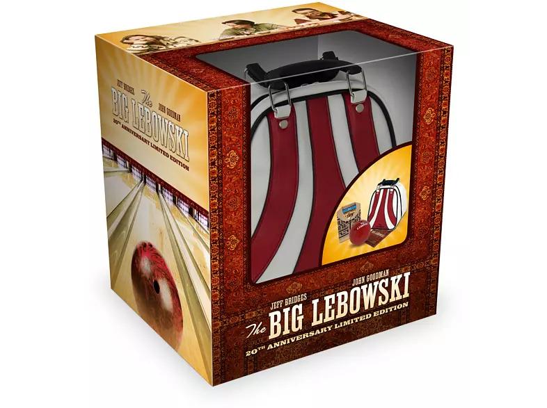 [Saturn] The Big Lebowski - 20th Anniversary Limited Edition (Blu-ray) für 27,99€