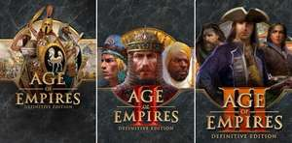 [PC Windows] Age of Empires Definitive Edition - 1,40€ AOE II DE - 3,80€ AOE III DE - 4,26€ (Microsoft BR store)