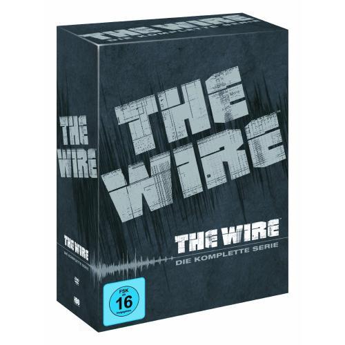 The Wire Staffel 1-5 Komplettbox für 64,97 €