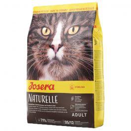 Josera Emotion Naturelle Trockenfutter 10 kg für Katzen