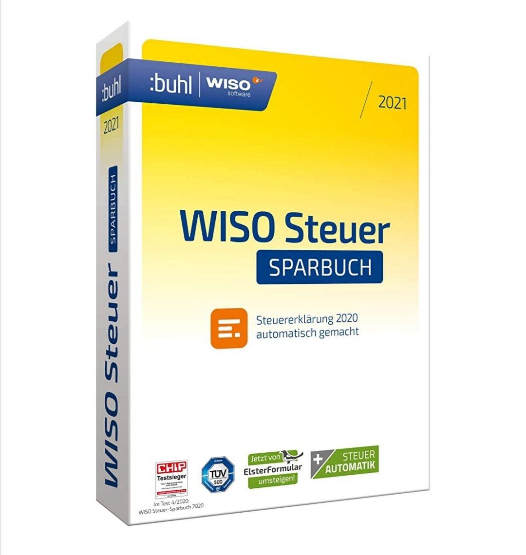 WISO Steuer Sparbuch 2021 (für Steuerjahr 2020) - Disc Version