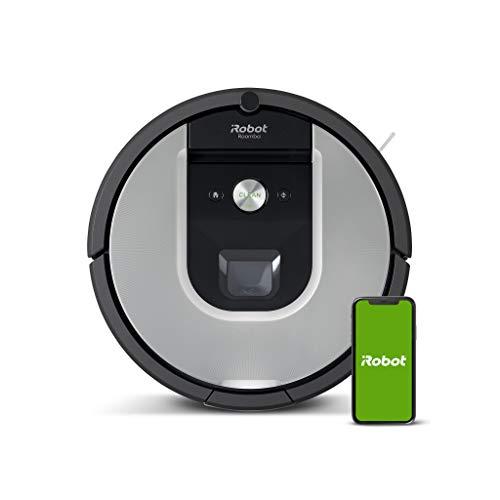 iRobot Roomba 971 Saugroboter mit starker Saugkraft, 3-stufigem Reinigungssystem