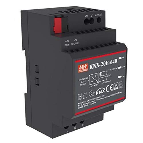 MeanWell KNX-20E-640, Netzteil für KNX Smarthome, Amazon