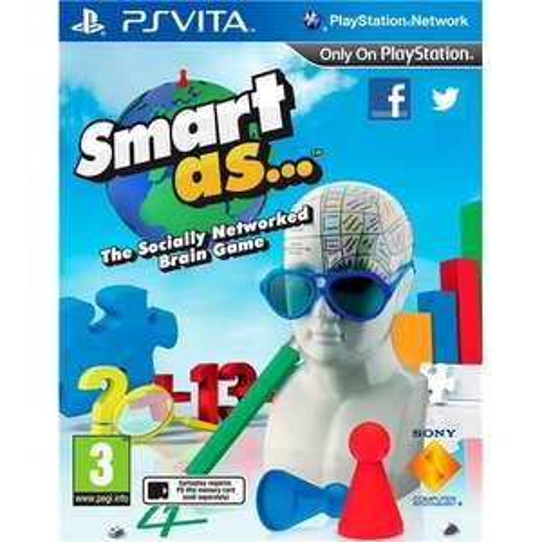 (UK) Smart As...  für 14,49€ oder Assassin's Creed 3: Liberation [PS Vita] für 19,49€ @ Play