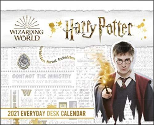 [Prime] Harry Potter Tagesabreißkalender 2021 - Tischkalender Kalender