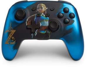 PowerA Enhanced Wireless Controller für Nintendo Switch - Zelda Design