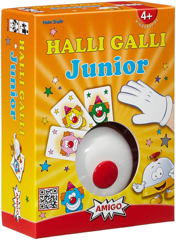 Halli Galli Junior Reaktionsspiel [Thalia KultClub]