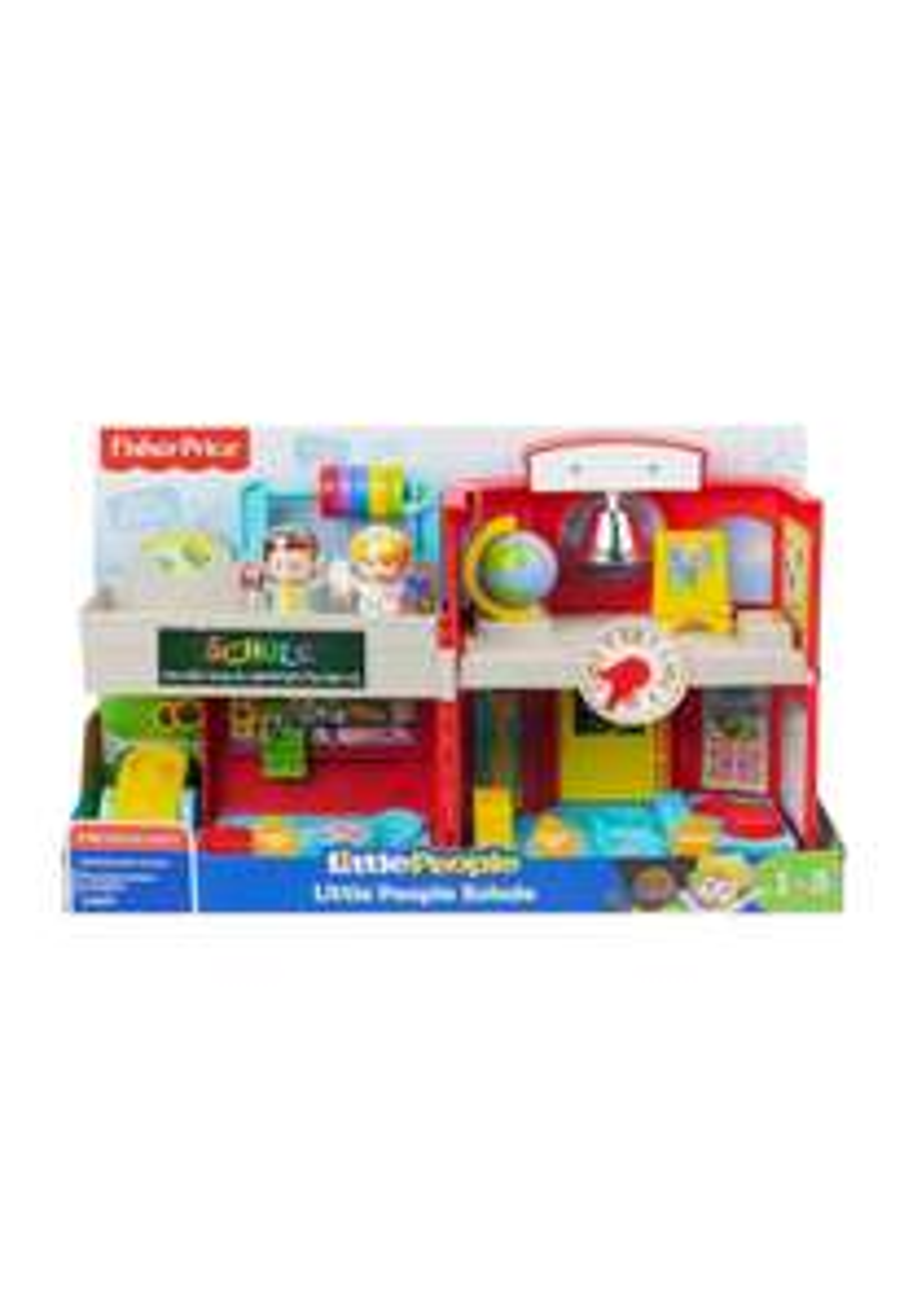 Fisher-Price GJC09 - Little People Schule für Amazon Prime Kunden für 17,94€ (-49%)