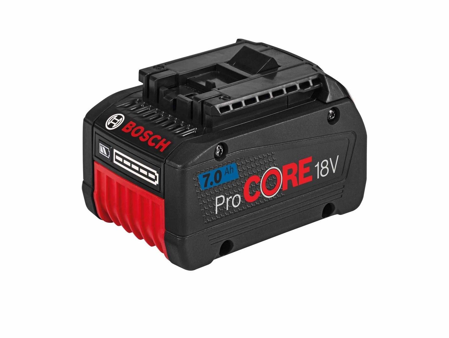 Bosch Professional Procore Pro Core Akku 7Ah 80€ - Mengenrabatt %