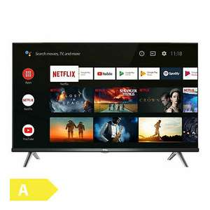 TCL 32S615 81cm 32 Zoll LED Fernseher Android TV HD Ready HDR WLAN