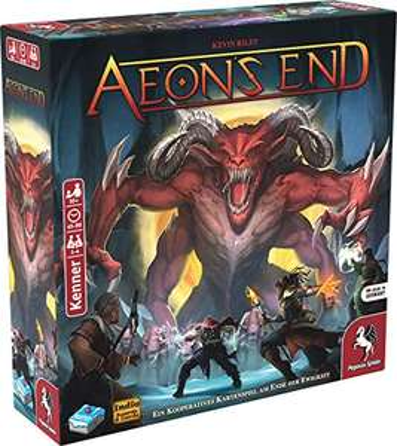Aeon´s End (Pegasus / Frosted Games) // Brettspiele (Amazon)