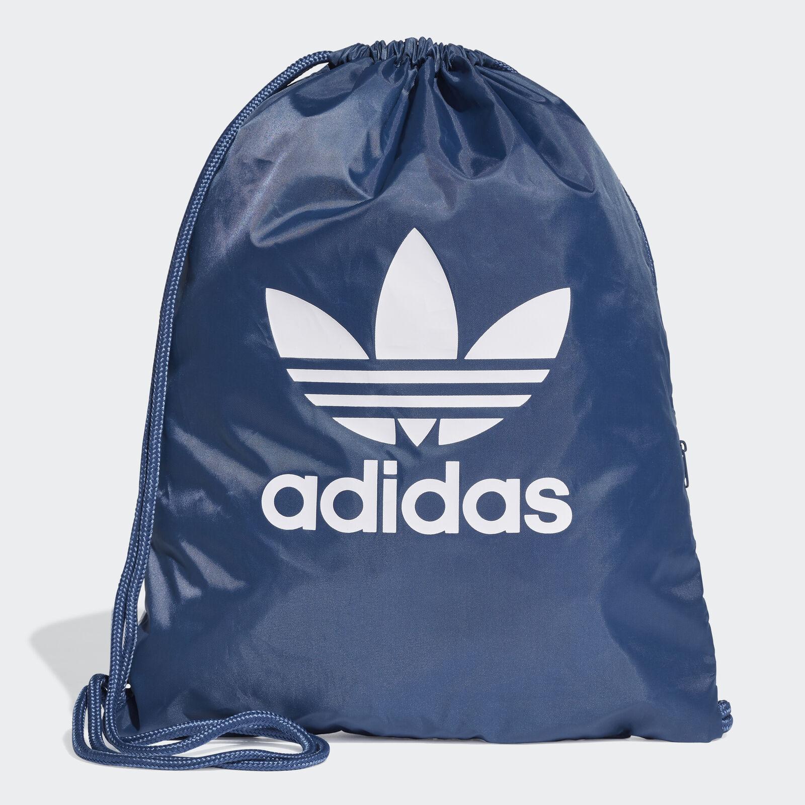 adidas Originals Trefoil Sportbeutel navy für 6,40€ [Ebay Deal]