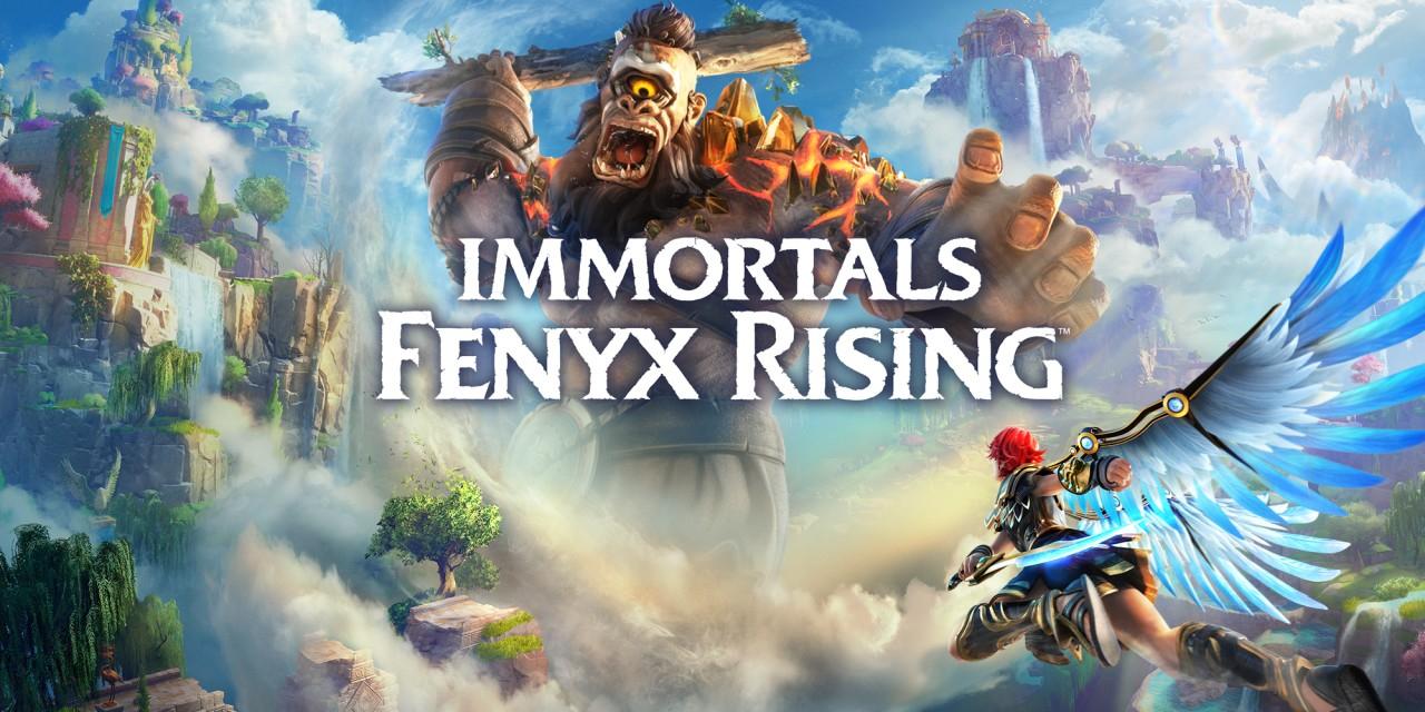 [Nintendo Switch/eShop] Immortals Fenyx Rising für 29,08€ im russischen eShop