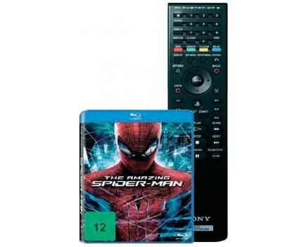 Amazing Spidermann + PS3 Fernbedienung für 21,99€ @Smdv