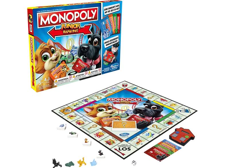 [Saturn] Monopoly Junior Banking   9,99€ bei Marktabholung  für Primer 10,43€