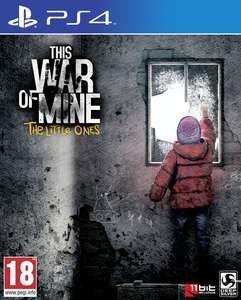 Sammeldeal z.B This War of Mine The Little Ones 6,50€ (PS4) & Just Cause 4 Gold Edition 14,95€ (Xbox One) [Coolshop]