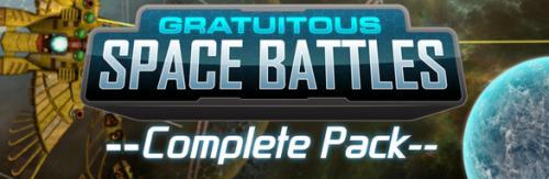 Gratuitous Space Battles - Complete Pack für 4,49€ @Steam
