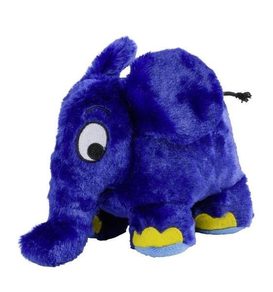 [Thalia Kult Club] Wärmestofftier Warmies Der Blaue Elefant (01155)
