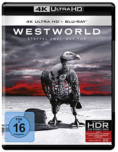 Westworld - Staffel 2: Das Tor (4K Blu-ray + Blu-ray) für 21,99€ inkl. Versand (JPC & Amazon Prime)