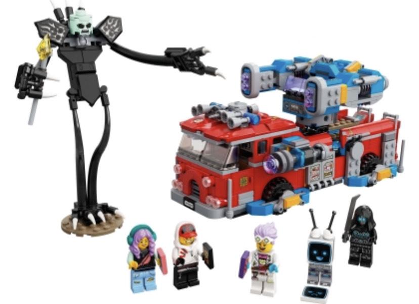 [Müller Online-Shop] LEGO Hidden Side 70436 - Phantom Feuerwehrauto 3000