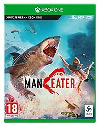 Maneater(Xbox One) [Amazon.co.uk]