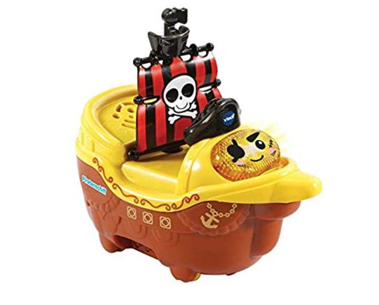 (Amazon) Vtech TUT TUT Baby Badewelt-Piratenschiff
