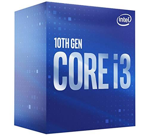 Intel Core i3-10100F, 4C/8T, 3.60-4.30GHz, boxed