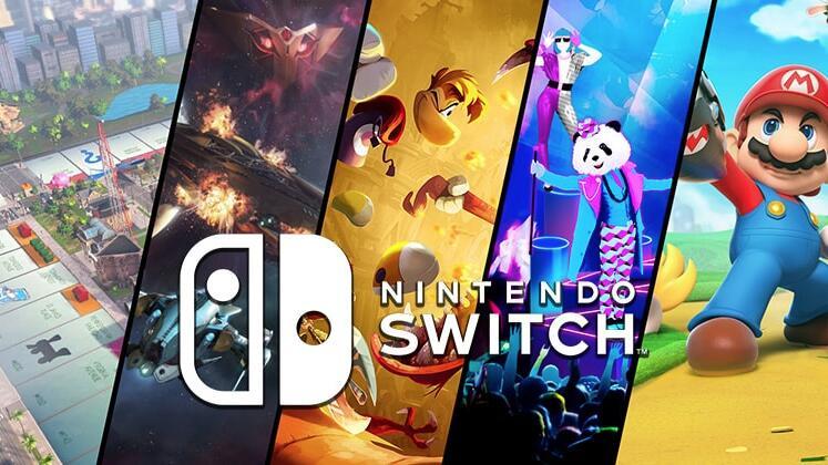 Sammeldeal - Single- und Multiplayer Angebote von Ubisoft im Nintendo eShop (Switch)