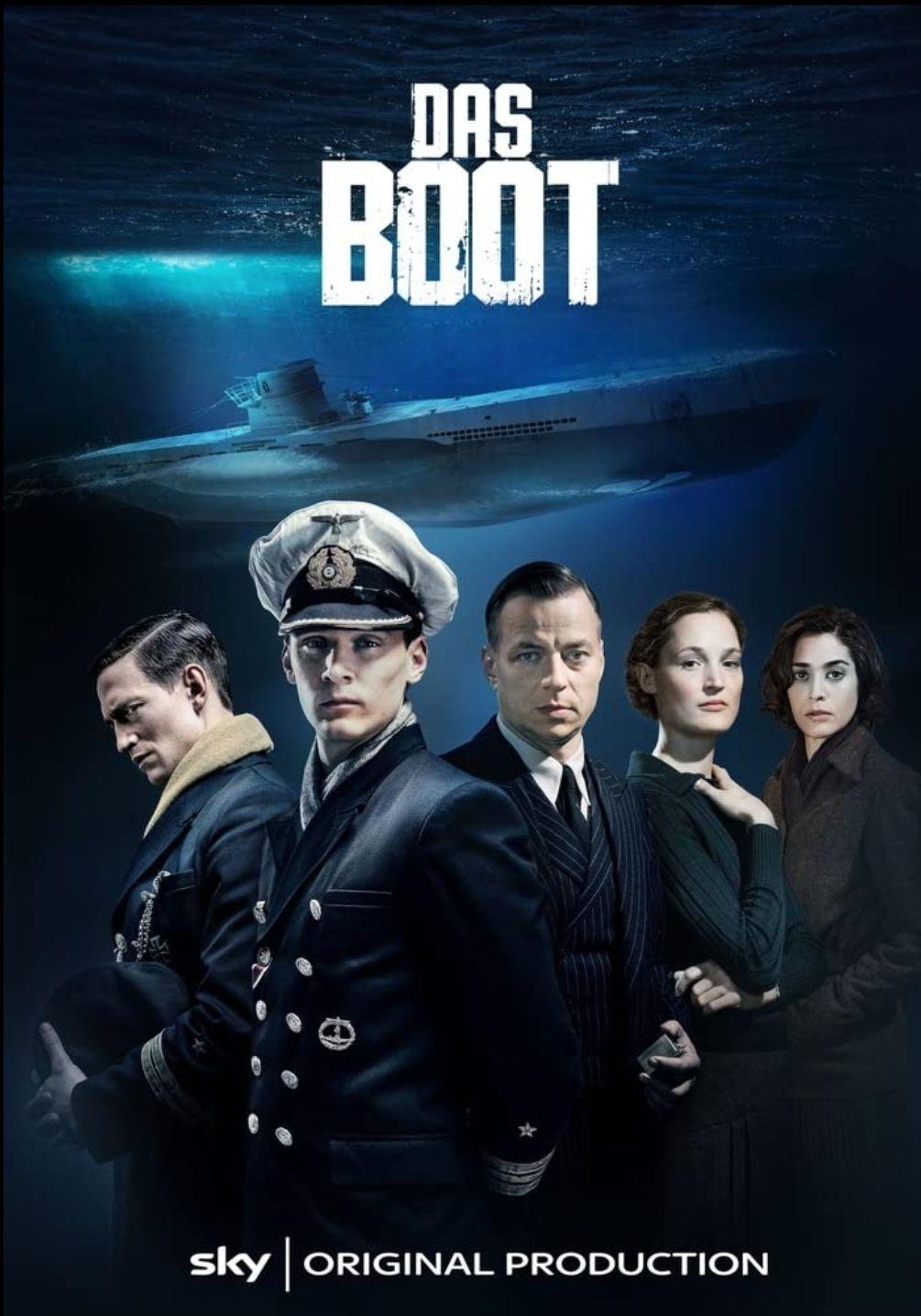 Das Boot Staffel 1 & 2 (2018, IMDb 7.4) kostenlos streamen