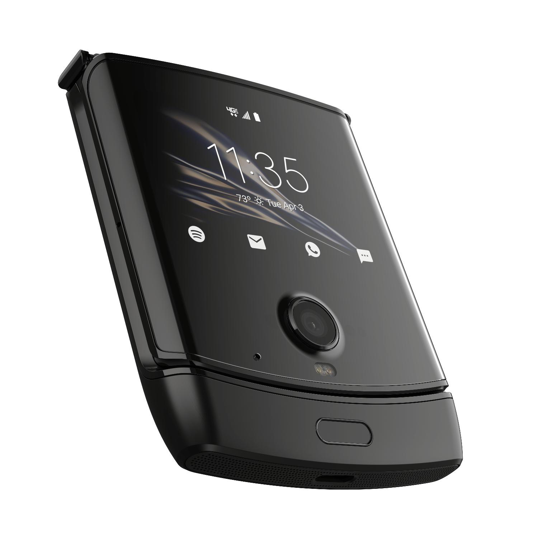 Motorola Razr (2019) 128GB schwarz NEU