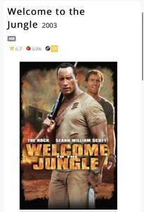 Welcome to the Jungle (iTunes)