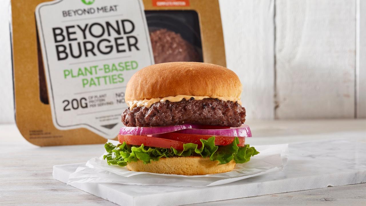 [Kaufland] Beyond Meat Burger Vegan (227g) je 2er Pack für 3,49€