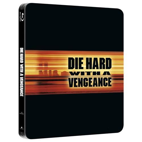 Blu-Ray - Stirb langsam 3 (Steelbook) für €7,99 [@Play.com]