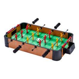 Playfun Mini-Tischkicker nur 4,30 € + 2,95 € Versand (MBW: 10 €)