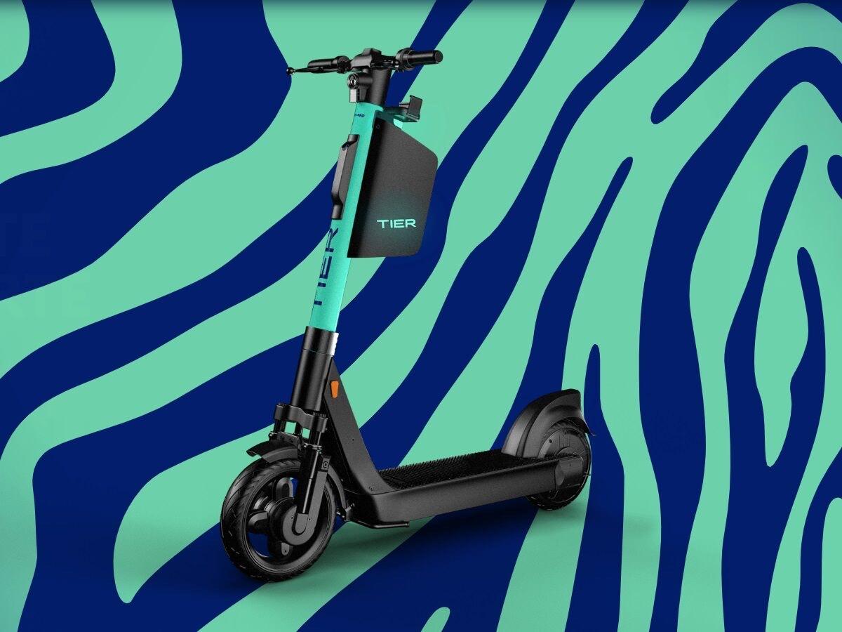 Tier E-Scooter 3 Kostenlose Freischaltungen