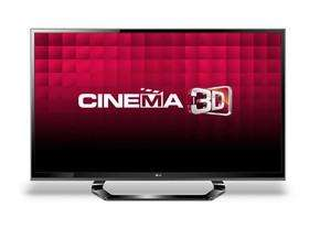 """LG 55LM615S 55"""" LED 3D TV für 764,10€ bei meinpaket.de"""