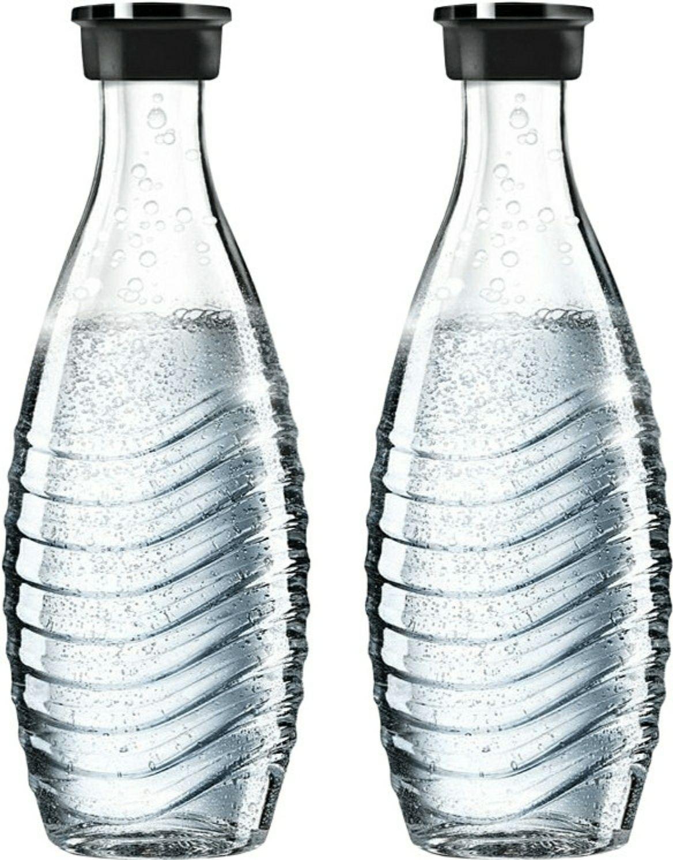 2x SodaStream Glaskaraffe 615ml [ALDI Nord]