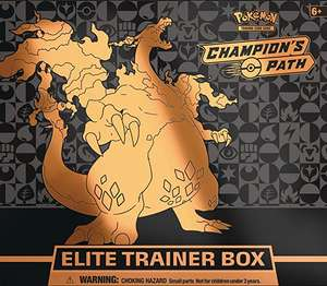 [ENG] Pokémon Sword and Shield Champion's Path Elite Trainer Box