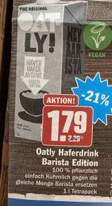 Oatly Hafermilch (Barista Edition) bei Hit