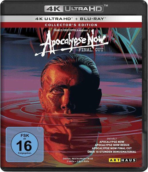 Apocalypse Now - Collector's Edition *4K Ultra HD Blu-ray + Blu-ray