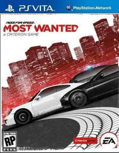 Need for Speed: Most Wanted [Vita] bei 4u2play.de