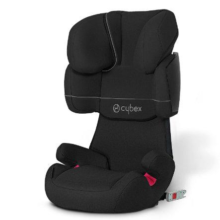 cybex SILVER Kindersitz Solution X-fix Pure Black-Black