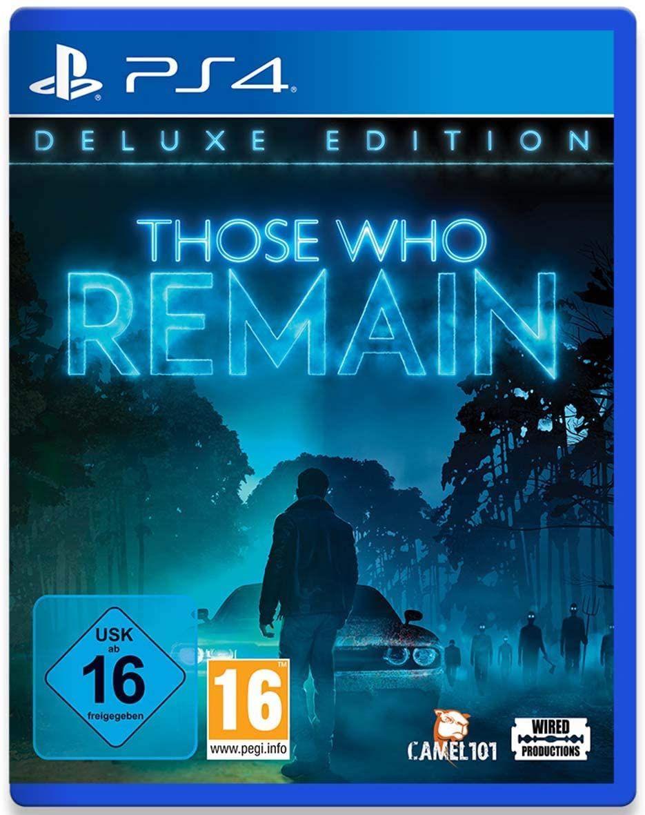 Those Who RemainDeluxe Edition [Saturn Abholung & Amazon Prime]