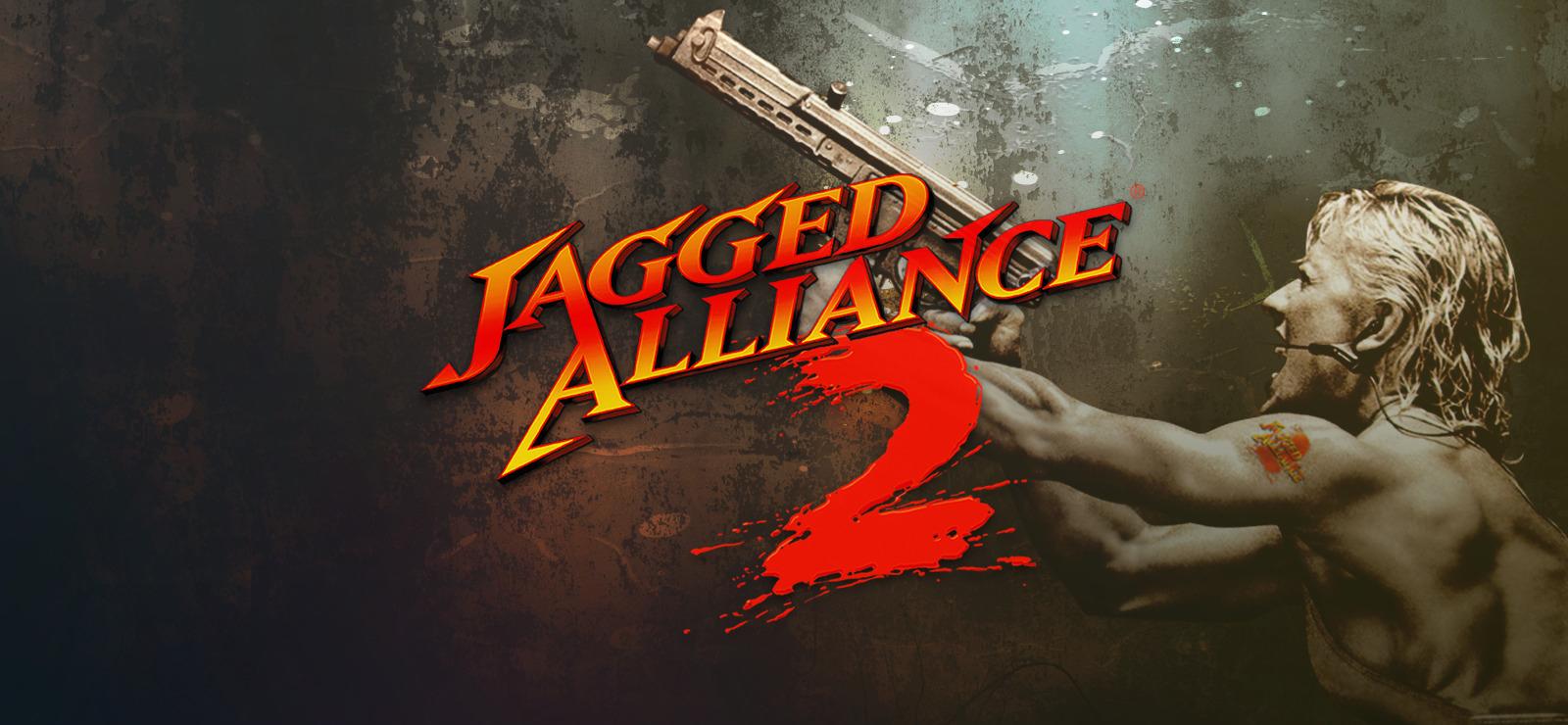 Elliot Sie Schwachkopf! - Jagged Alliance 2 für 1,69€ und Jagged Alliance 1 für 0,49€ bei GOG