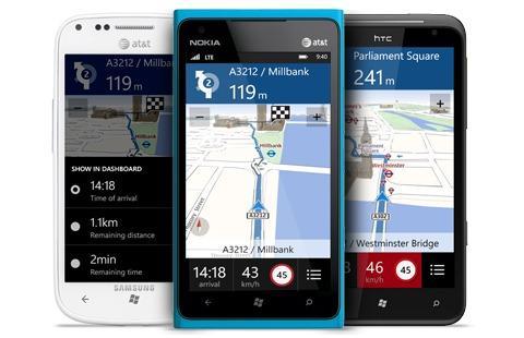 WP8 - Nokia Maps/Karten/Transit/CityLens jetzt für alle WindowsPhone 8 Handys