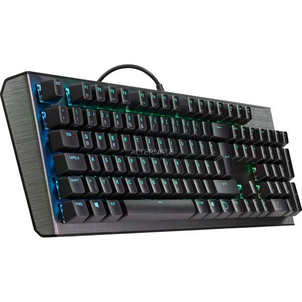 Cooler Master Mechanische Gaming-Tastatur CK550 (Gateron Red, QWERTZ) [ALTERNATE]