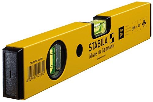 (PRIME) STABILA Wasserwaage Type 70, 30 cm